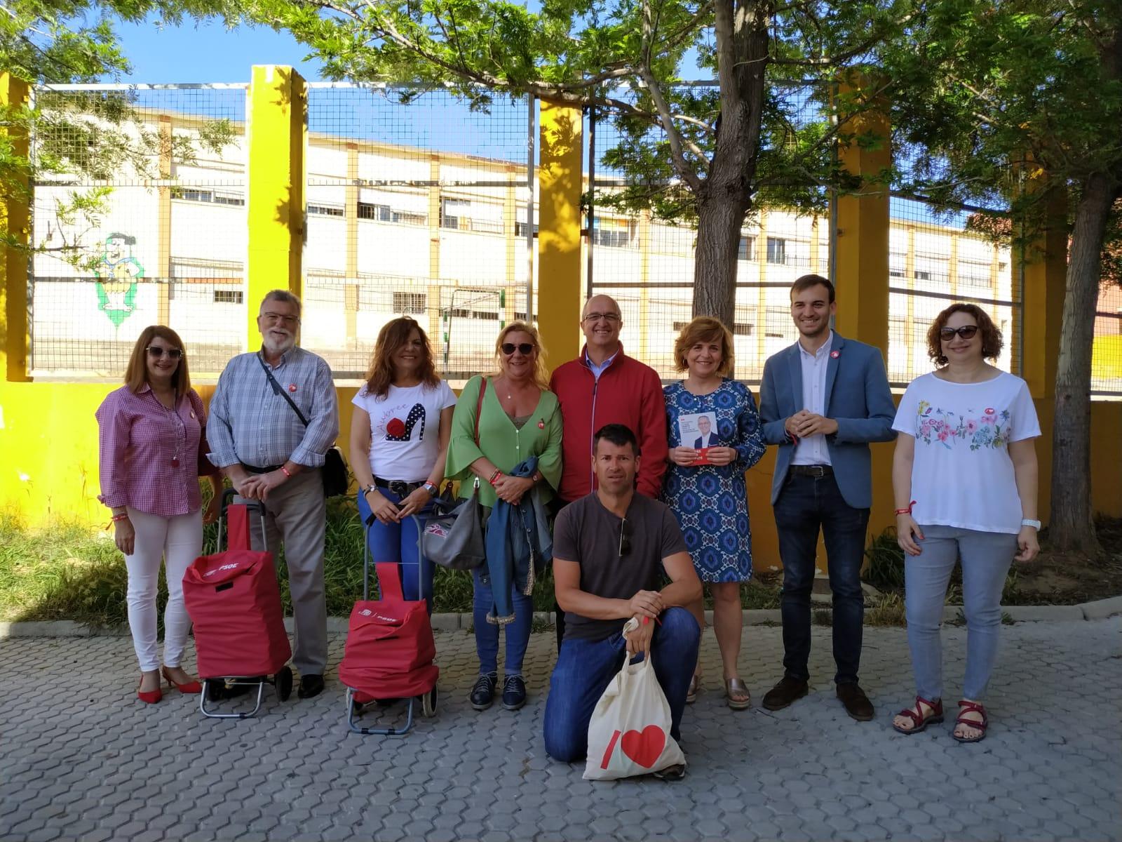 El PSOE apuesta por un Plan de Choque para el mantenimiento de centros educativos