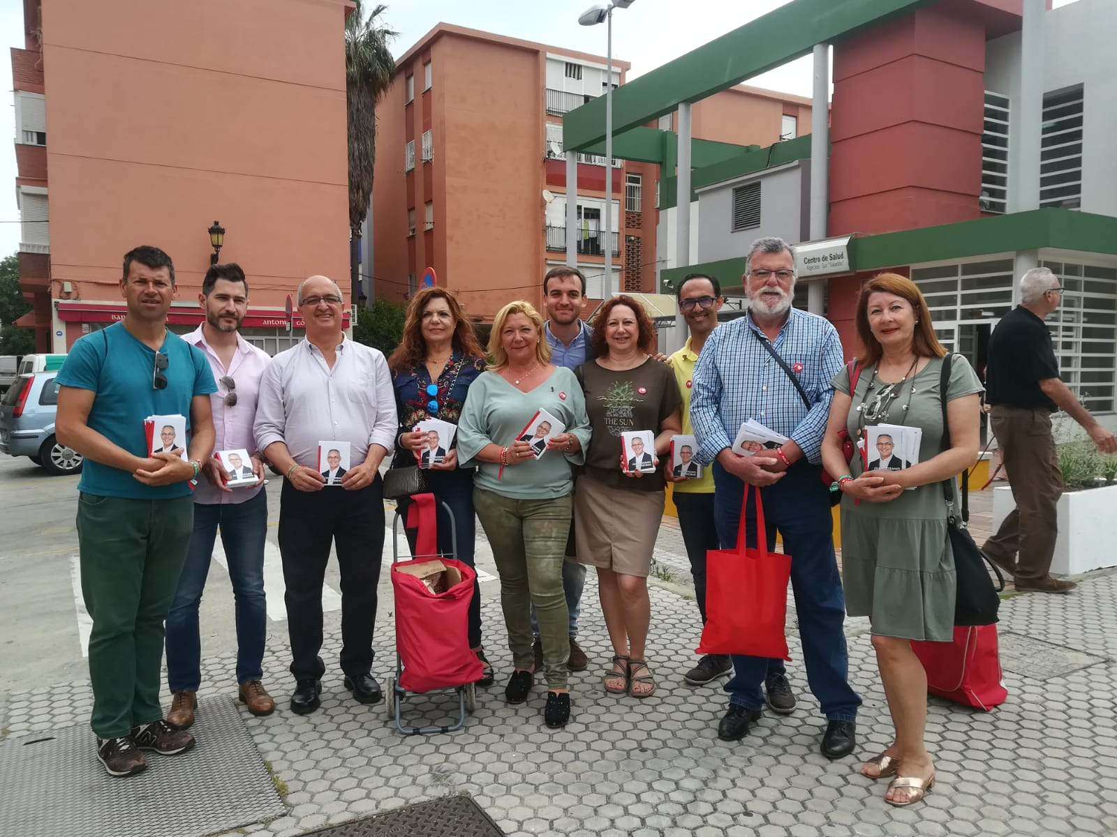 El PSOE aumentará el presupuesto en políticas sociales para combatir la exclusión social