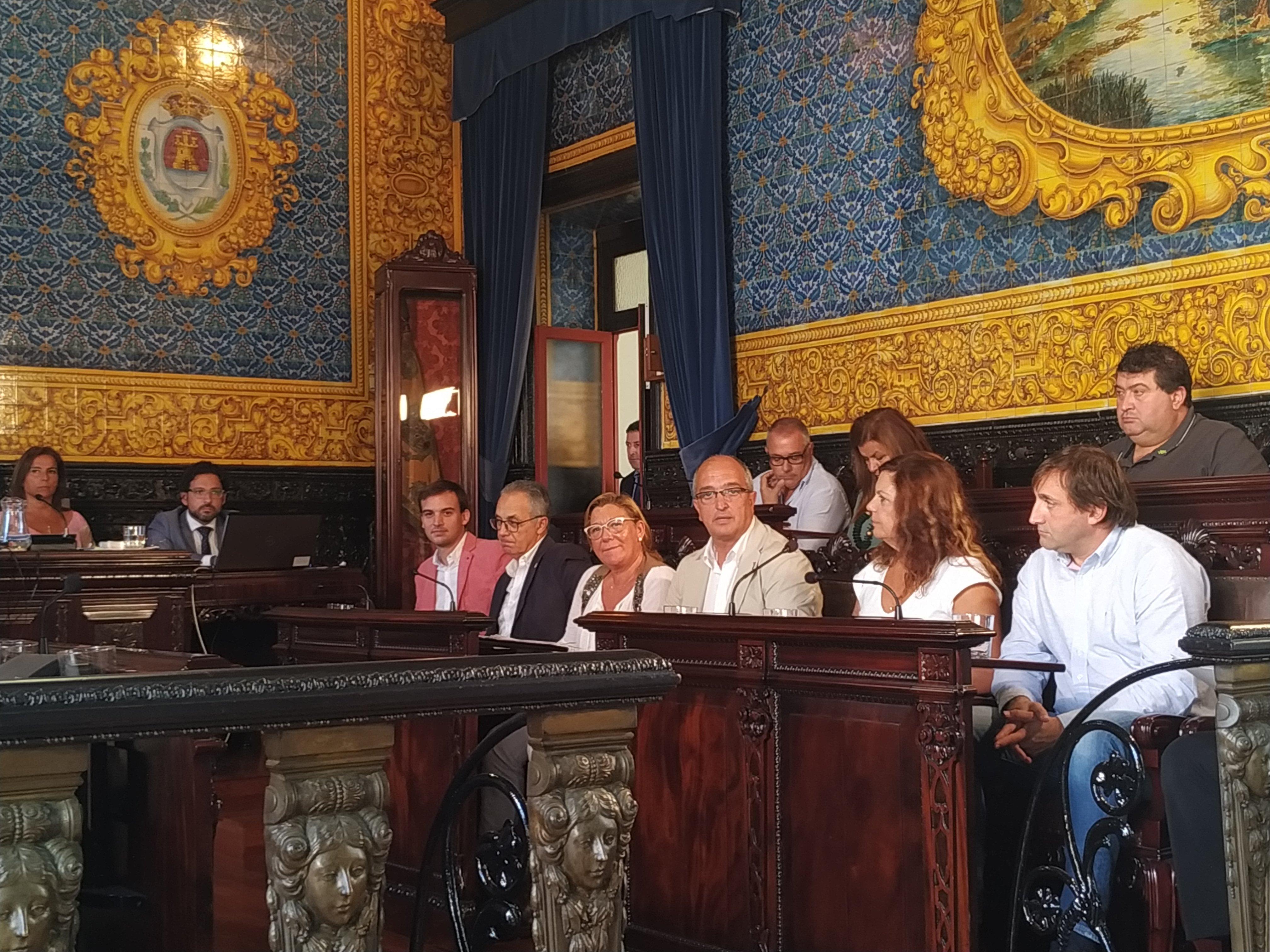 El PSOE propone otra fórmula para sacar mayor provecho del Plan Invierte, pero es rechazada por el equipo de gobierno
