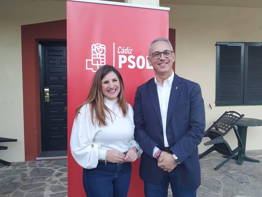 El PSOE felicita la nueva inversión de la Diputación Provincial en Algeciras